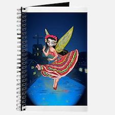 Mariachi Fairy with Dia de los Muertos Makeup Jour