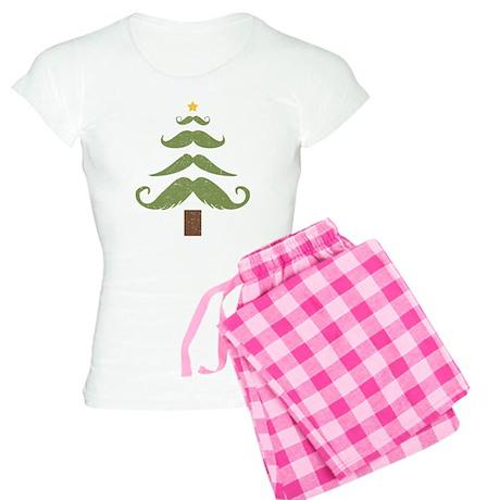 Mustache Tree Women's Light Pajamas