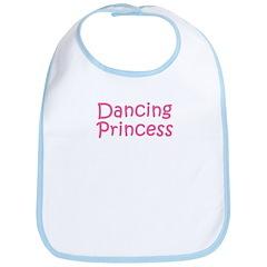 Dancing Princess Bib