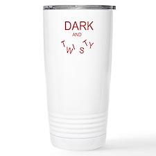 Unique Dark and twisty Travel Mug