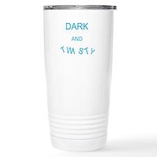Cute Dark and twisty Travel Mug