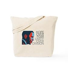 Obama - Red & Blue Tote Bag