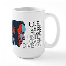 Obama - Red & Blue Mug