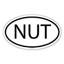 NUT Decal