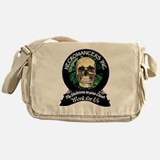Necromancer's Inc. Messenger Bag
