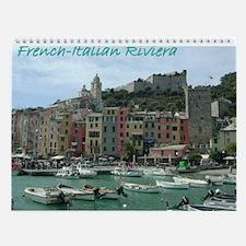 Riviera Wall Calendar
