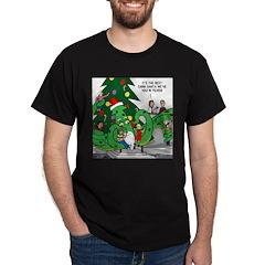 Santa Squid T-Shirt