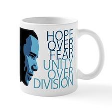 Obama Blue Tones Mug