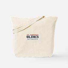 Flaming Oldies Tote Bag