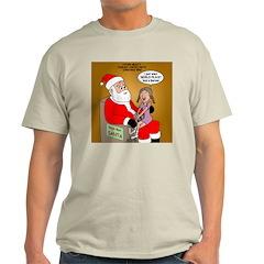 Storefront Santa Wish T-Shirt