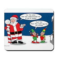 Santa's Party Mousepad