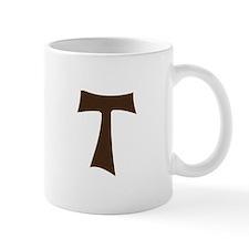 Tau Cross or Crux Commissa Mug