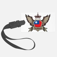 Taiwan Emblem Luggage Tag