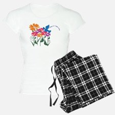 Happy Spring Flower Pajamas