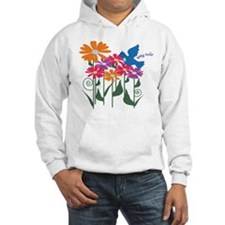 Spring Fever Flower Hoodie