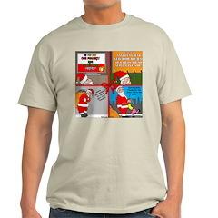 Santa Gets No Respect T-Shirt