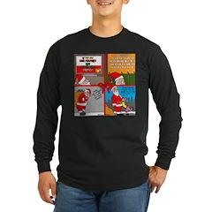 Santa Gets No Respect T