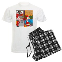 Santa Gets No Respect Pajamas