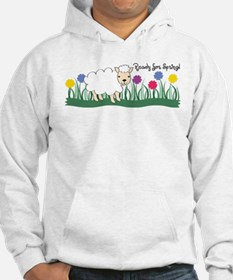 Ready for Spring Lamb Hoodie