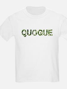 Quogue, Vintage Camo, T-Shirt