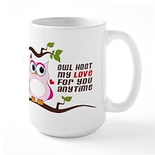 Owl Hoot Mug