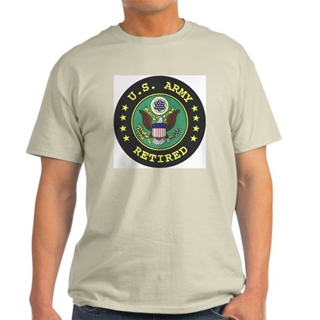 Army Retired T-Shirt