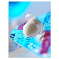 Utrogestan pill Poster