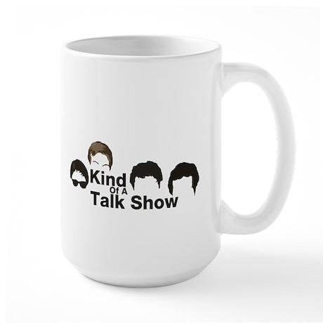 KOATS Cast T-Shirt Large Mug