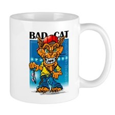 Twisted Toons - Bad Cat Mug