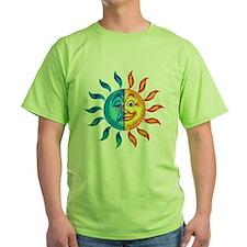 BiPolarSolarBack T-Shirt