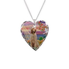 Cute Dog breed art Necklace