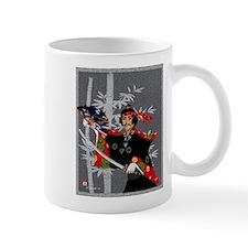 Mug, Kabuki Warrior Unmasked