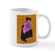 Mug, Kabuki Samurai