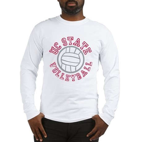 UC State Volleyball Long Sleeve T-Shirt