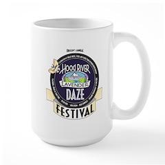 Lavender DAZE Festival Mug