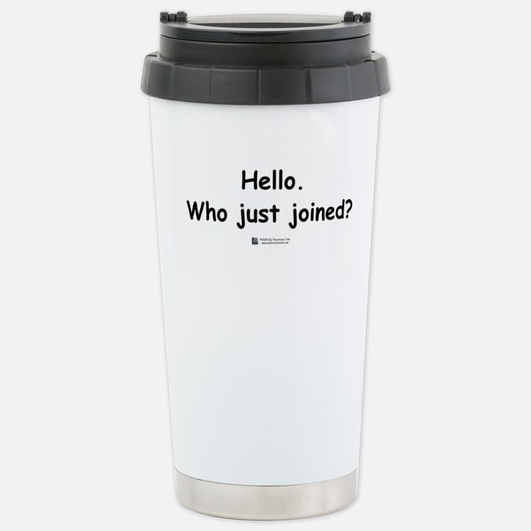Cute Technology consultant Travel Mug