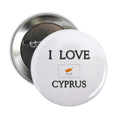 I Love Cyprus Button