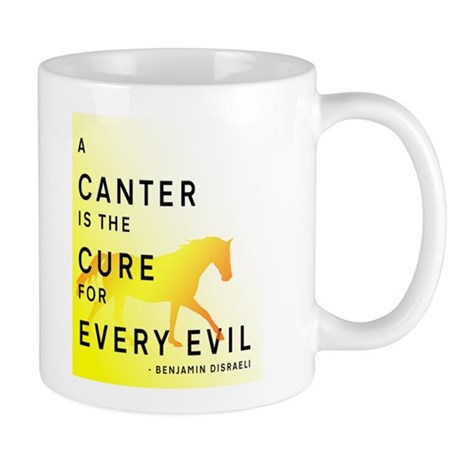 Canter is the Cure Mug
