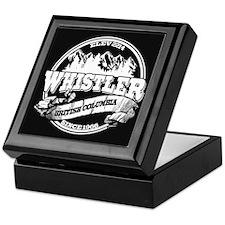 Whistler Old Circle Keepsake Box