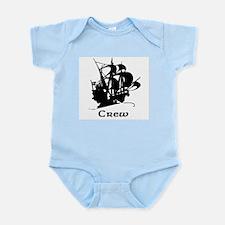 Sailing Crew Infant Bodysuit