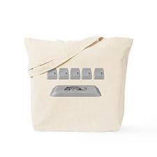 Karma Chameleon Tote Bag