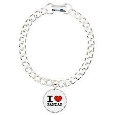 I love Pandas Bracelet