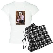 Chris and Nikki Pajamas