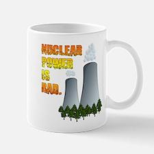 Nuclear Power is Rad. Mug