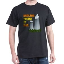 Nuclear Power is Rad. T-Shirt