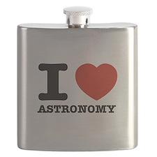 I love Astronomy Flask