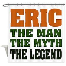 Eric The Legend Shower Curtain