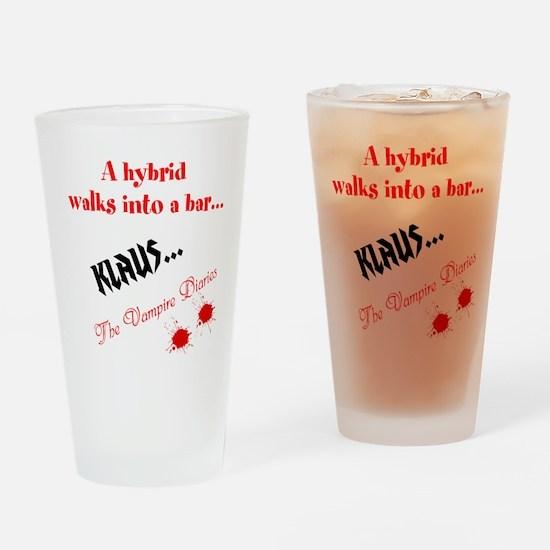 Unique Fangfan Drinking Glass