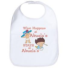 What Happens at Abuela's Bib