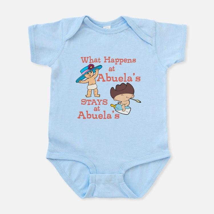 What Happens at Abuela's Infant Bodysuit